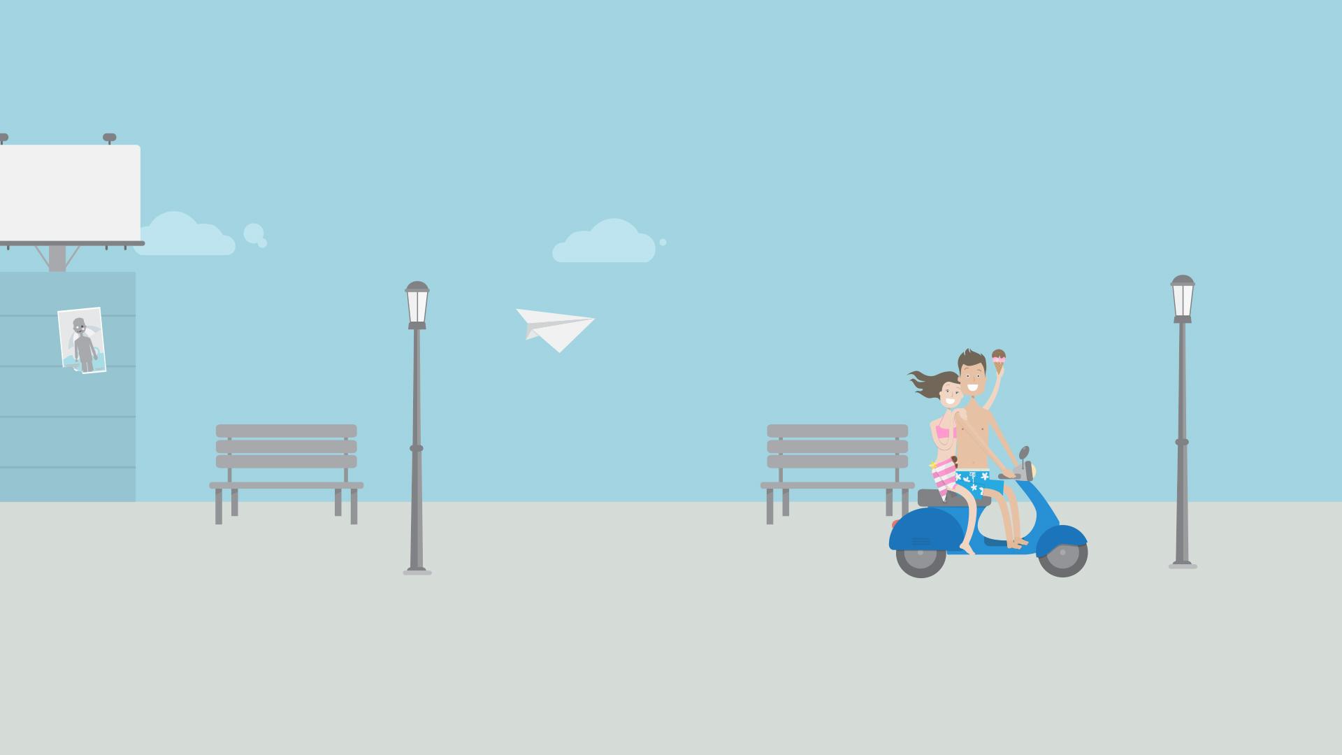 animatie-achtergrond